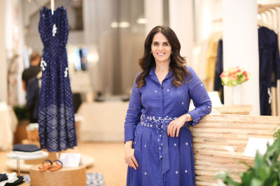 anita dongre in This New Soho Shop Is A Summer Closet Game Changer