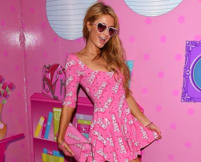 Paris Hilton Just Launched Rosé Scented Perfume