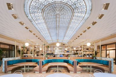 WeWork's First Paris Location Is More Glamorous Than The Ritz