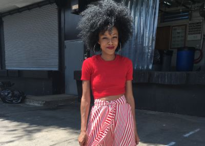 NYC Street Style: Summertime In The Meatpacking District