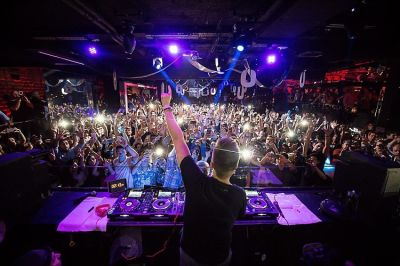 The Wildest Nightclubs Around The World