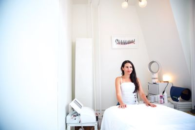 shamara bondaroff in Staying Young With New York's Hottest Facialist, Shamara Bondaroff