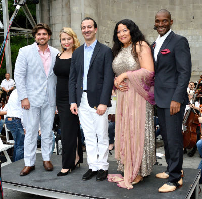 Opera Italiana - Forever Young, A Gift to the People of New York