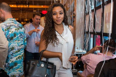 arielle patrick in Serafina Tribeca Opening Party