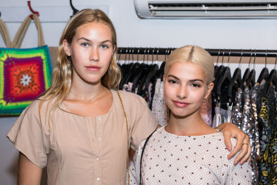 dylan bleue-murphy in Cynthia Rowley and Lingua Franca Celebrate Three Generations of Surfer Girls