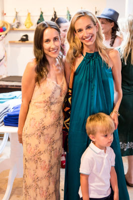 violet gaynor in Cynthia Rowley and Lingua Franca Celebrate Three Generations of Surfer Girls