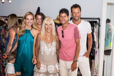 dave matterhorn in Cynthia Rowley and Lingua Franca Celebrate Three Generations of Surfer Girls