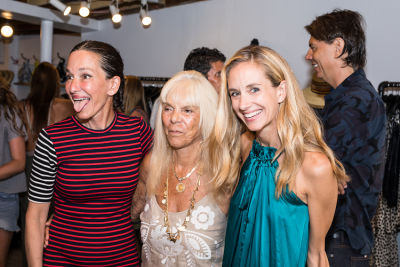 janet macpherson in Cynthia Rowley and Lingua Franca Celebrate Three Generations of Surfer Girls