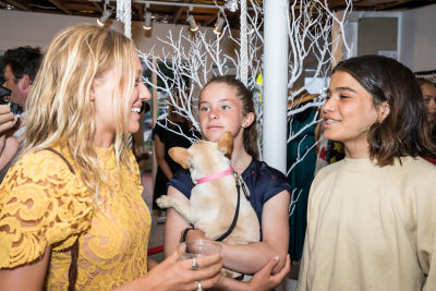 zippora seven in Cynthia Rowley and Lingua Franca Celebrate Three Generations of Surfer Girls
