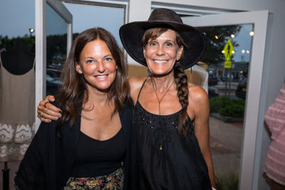 gillian simon in Cynthia Rowley and Lingua Franca Celebrate Three Generations of Surfer Girls