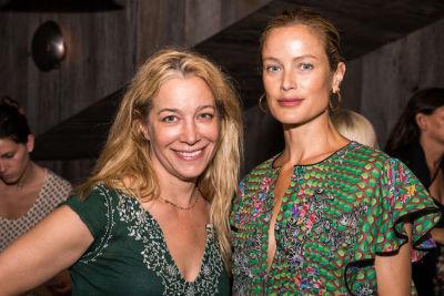 carolyn murphy in Cynthia Rowley and Lingua Franca Celebrate Three Generations of Surfer Girls