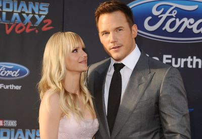 7 Times Anna Faris & Chris Pratt Were Total #CoupleGoals