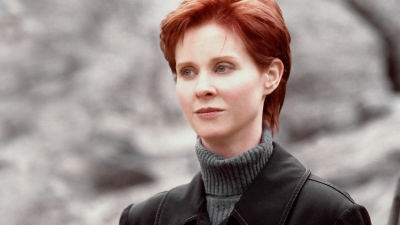 Miranda Hobbes For Governor?