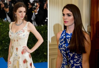 Are Hope Hicks & Bee Shaffer The Same Person?