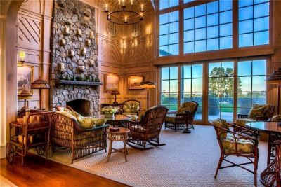 Inside The $12.5 Million Newport Estate Of The Campbell Soup Heiress