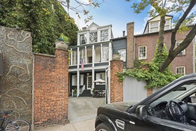 This Gated Townhouse In The West Village Is Your Dream Home