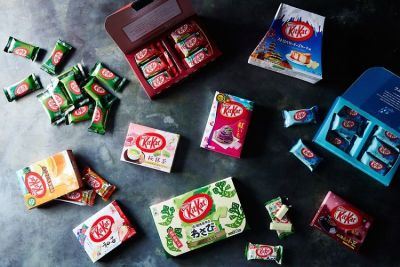 Japan Just Created Cough Drop Flavored Kit Kats