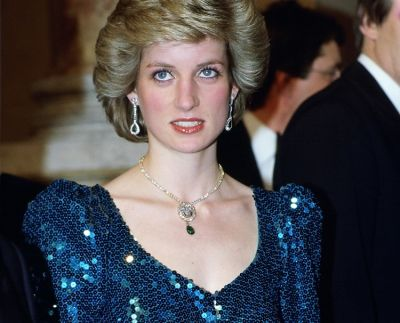 Princess Diana's 15 Best Party Looks