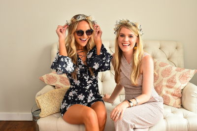 jackie miranne in Crowns by Christy x Nine West Hamptons Luncheon