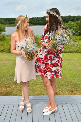 victoria natenzon in Crowns by Christy x Nine West Hamptons Luncheon