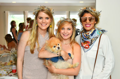 lara eurdolian in Crowns by Christy x Nine West Hamptons Luncheon