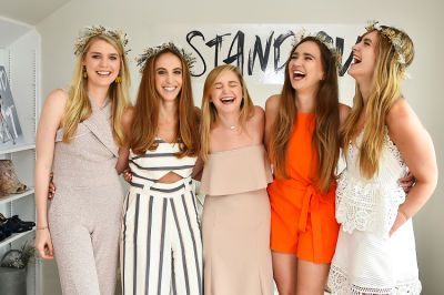 victoria moorhouse in Crowns by Christy x Nine West Hamptons Luncheon