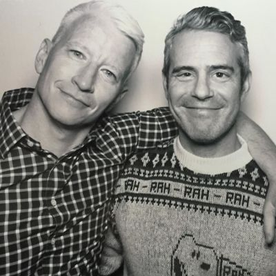 Anderson Cooper & Andy Cohen Are Legit Best Friend Goals