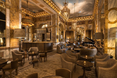 A First Look Inside The Most Luxurious Hotel In Paris