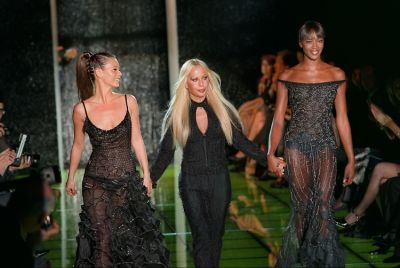 Donatella Versace Launched A Fashion Student Scholarship In Honor Of Her Brother