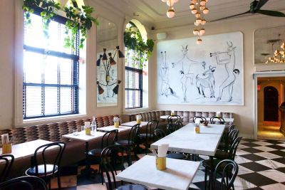 Old Rose: Inside The Jane's New See & Be Seen Dinner Spot
