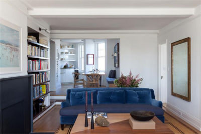 Seth Meyers Lists His $4.5 Million Greenwich Village Apartment