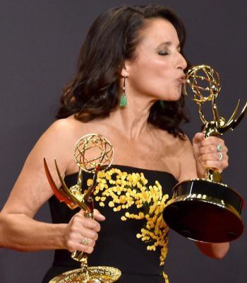 julia louis-dreyfus in The Most Powerful Moments At The 2017 Emmy Awards