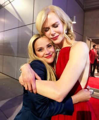 reese witherspoon in The Most Powerful Moments At The 2017 Emmy Awards
