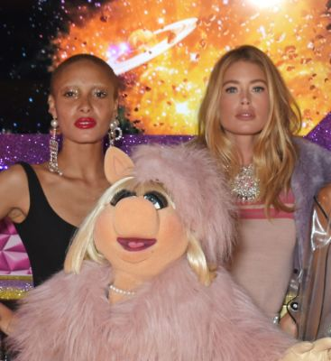 It Girls & Muppets Party With Miu Miu At London Fashion Week