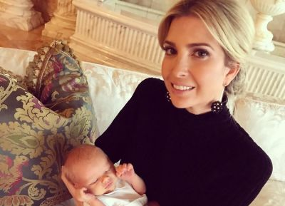 Ivanka Trump Apparently Hates Holding Babies