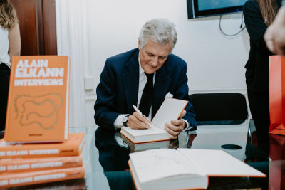 Assouline Celebrates Alain Elkann's Interview Artistry With New Book