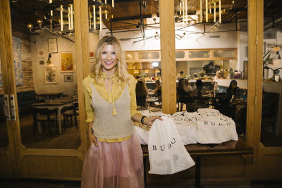 morgan hutchinson in BURU founder Morgan Hutchinson Hosts Brunch For Influential Moms