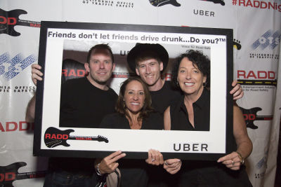 janine watts in RADD(R)+UBER Present Free Show at The Hi Hat To Support DUI Awareness & Road Safety