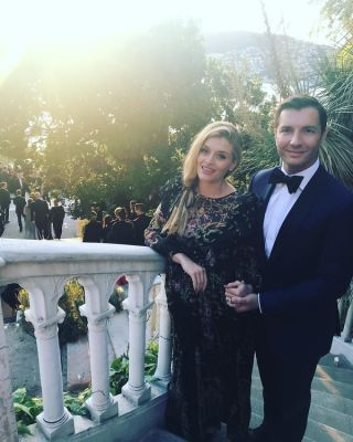 daphne oz in Science & Socialites: Inside CNN Reporter Rachel Crane's French Riviera Wedding
