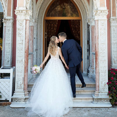Science & Socialites: Inside CNN Reporter Rachel Crane's French Riviera Wedding