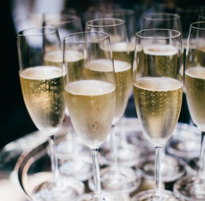 5 Champagne Bars To Get Buzzy & Bubbly In NYC