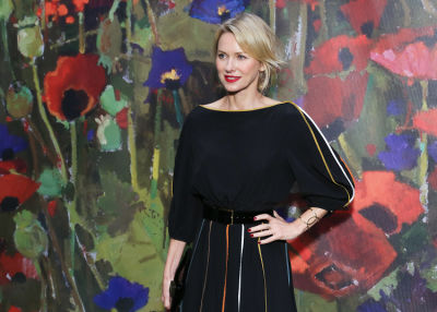 The Art Pieces Brooke Shields, Naomi Watts & Liev Schreiber Bid On At 'Take Home A Nude'