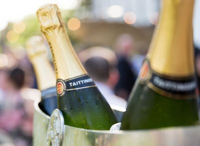 A Man Is Suing An Airline Company For Not Serving Champagne