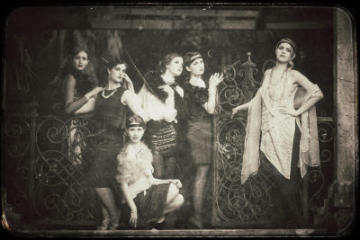 You're Invited: Celebrate Halloween At A Flapper & Dapper Fête