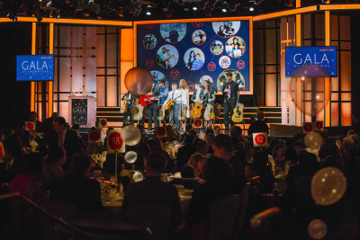 Inside The 2017 CoachArt Gala Of Champions