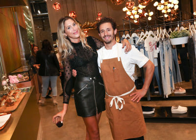 ari kolender in Inside The Grand Opening Of