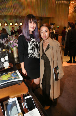 christin yang in Inside The Grand Opening Of