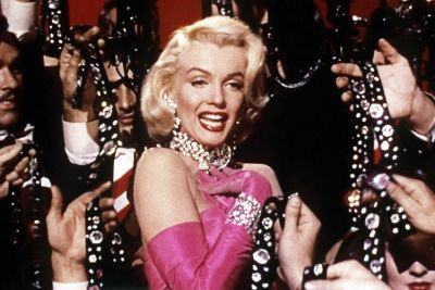 You Can Snag Marilyn Monroe's 'Gentlemen Prefer Blondes' Jewels