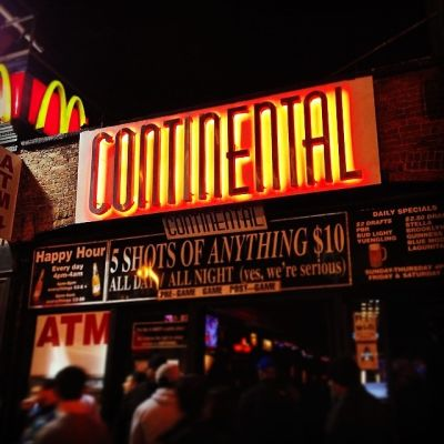 Continental, Everyone's Favorite Place To Do Shots, Is Closing