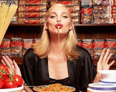 Dolce & Gabbana Makes Pasta Now